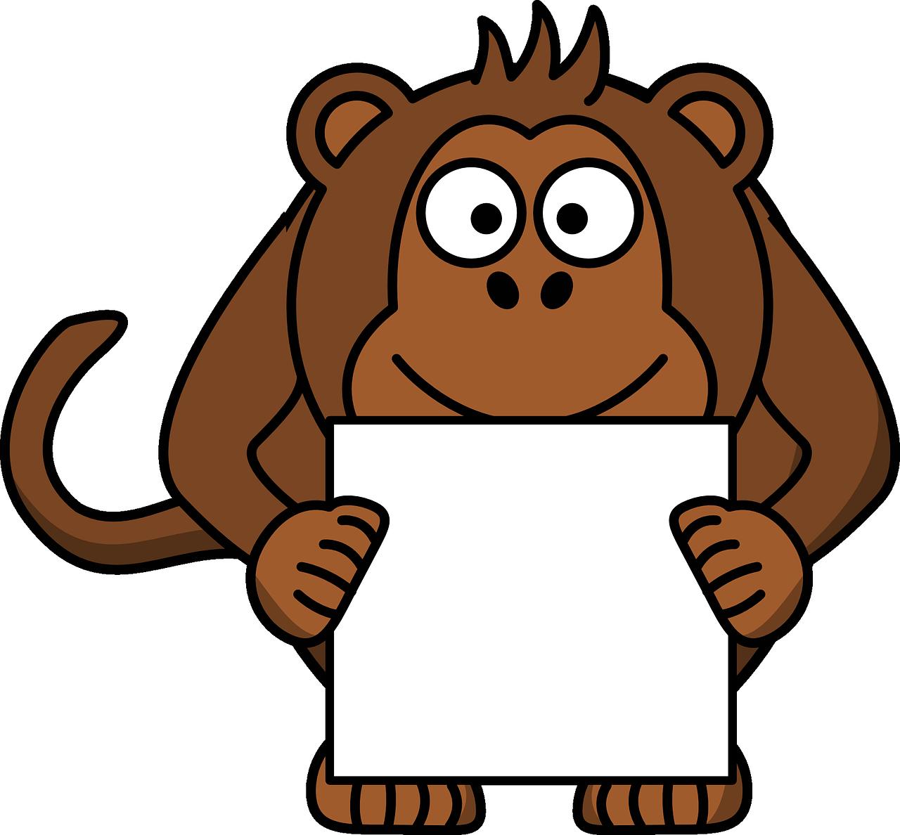 monkey-161227_1280