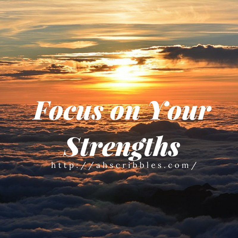 Focus on Your Strengths (3)