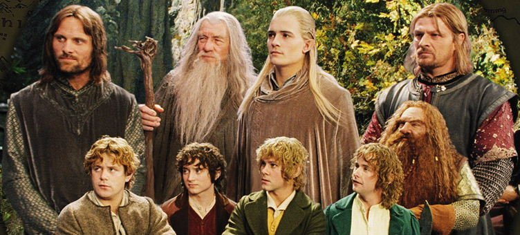 4 Life Lessons from The Fellowship of The Ring - AH Scribbles